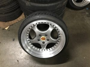 tyre stretch